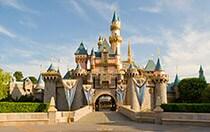 The Sleeping Beauty Castle Forecourt