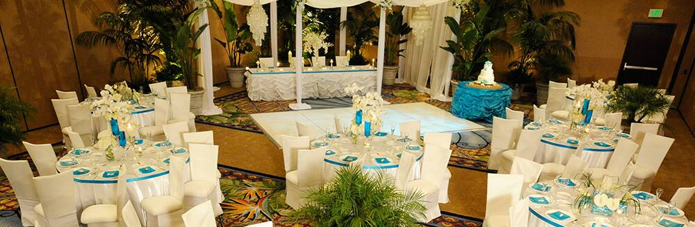 Paradise Pier Hotel Ballrooms