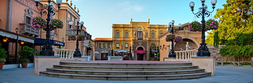 Italy Plaza