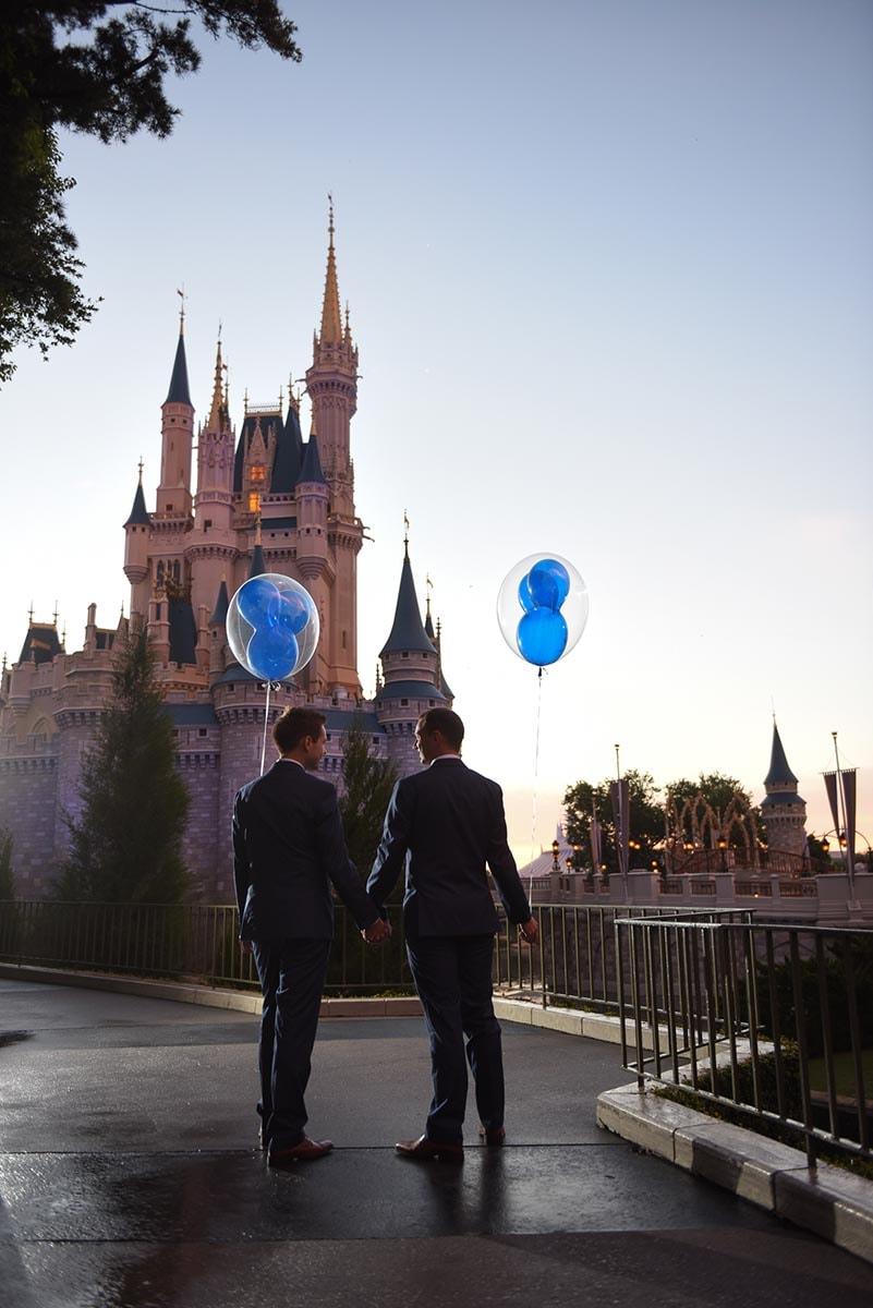 Walt Disney World Wedding Spotlight Jan And Tore Disney