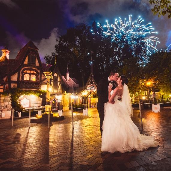 Disneyland Wedding Spotlight: Jenna & Jacob