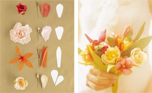 Trend watch tissue paper flowers disney weddings disney weddings trend watch tissue paper flowers mightylinksfo