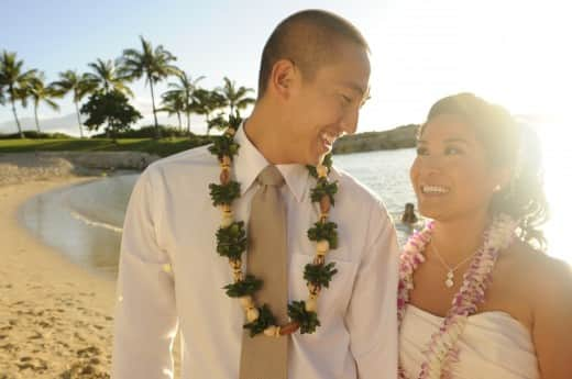 Hawaiian Wedding Traditions