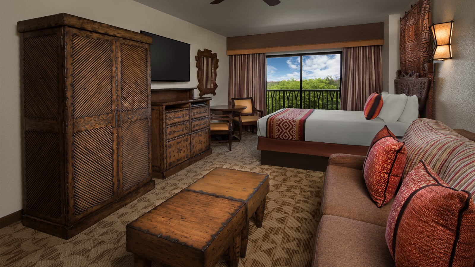 Rooms Amp Points Disney S Animal Kingdom Villas Jambo