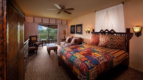 Rooms Amp Points Disney S Animal Kingdom Villas Jambo
