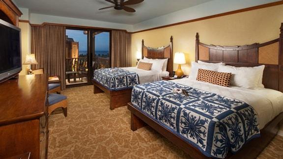 Rooms Points Aulani Disney Vacation Club Villas Ko