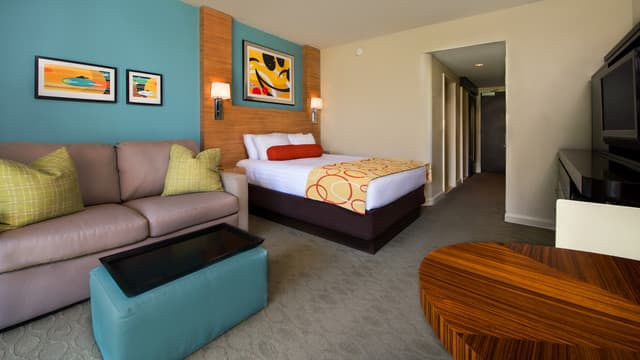 Rooms Points Bay Lake Tower At Disney 39 S Contemporary Resort Disney Vacation Club