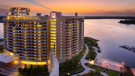 Bay Lake Tower At Disney S Contemporary Resort