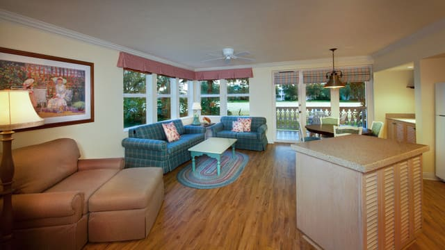 Disney World Old Key West 3 Bedroom Grand Villa Bedroom Review Design