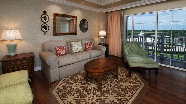 Rooms Points The Villas at Disneys Grand Floridian Resort