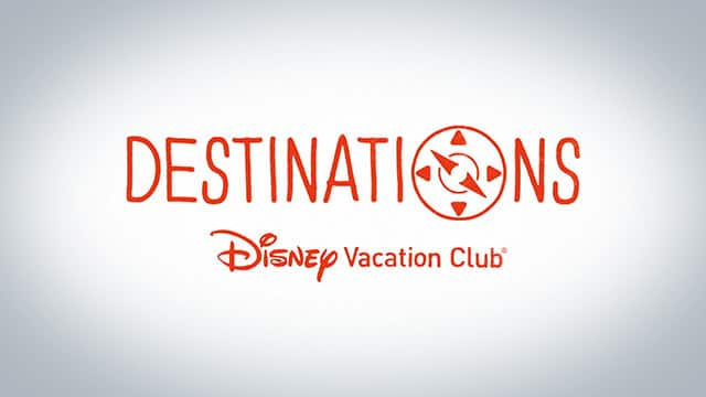 See Disney Vacation Club destinations in the last chapter of the Membership 101 video series